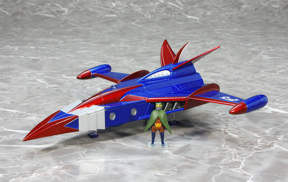 Battle of the planets toys #1